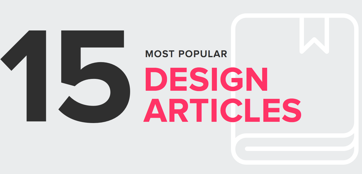 Our 15 most popular design articles of 2015