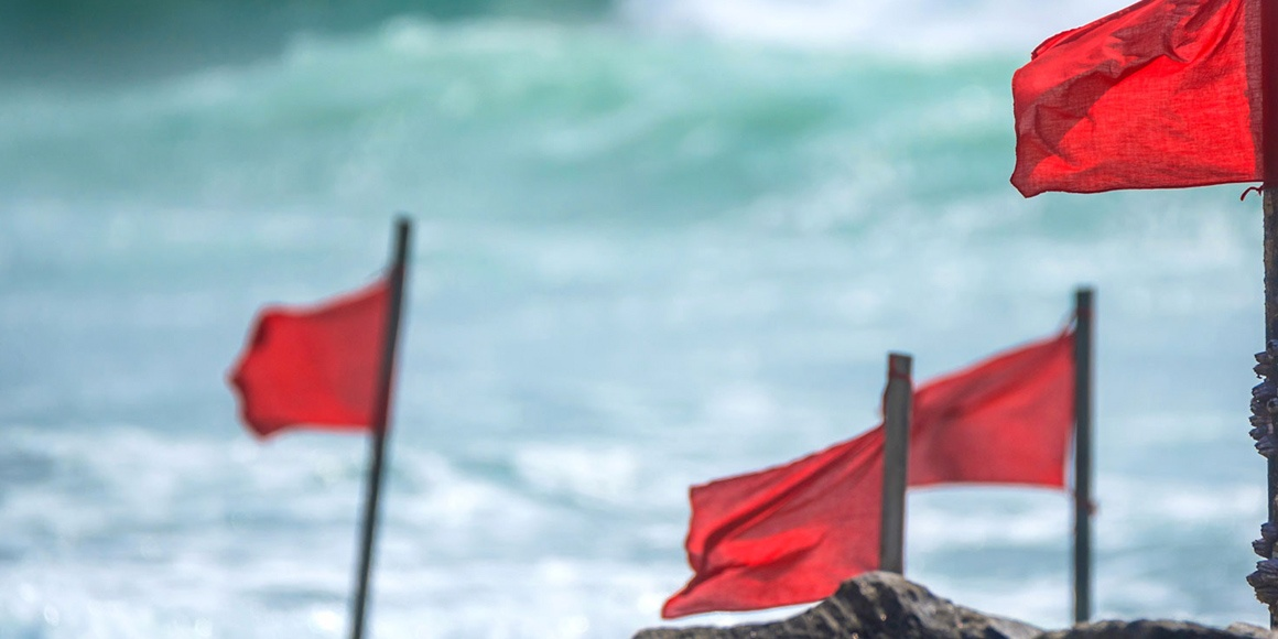10 warning signs: The red flag client